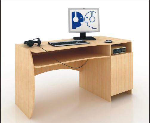 Цифровой лингафонный кабинет. Рабочее место преподавателя