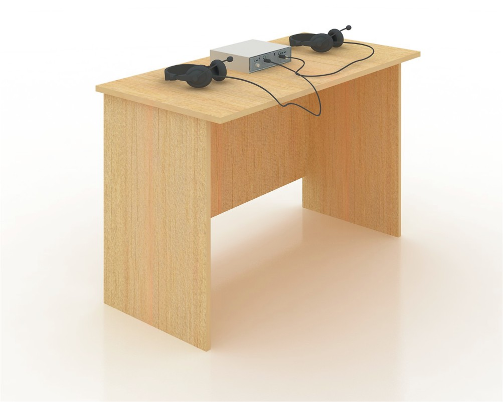 """Мобильный лингафонный кабинет """"Норд М-1"""", """"Норд М-3"""".Рабочее место ученика."""" (Поставляется без мебели)."""