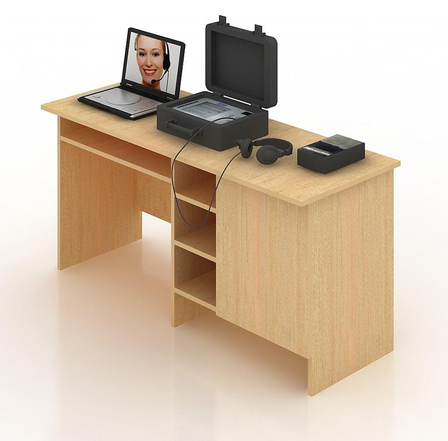 """Мобильный лингафонный кабинет """"Норд М-1"""". Рабочее место преподавателя. (Поставляется без мебели)."""
